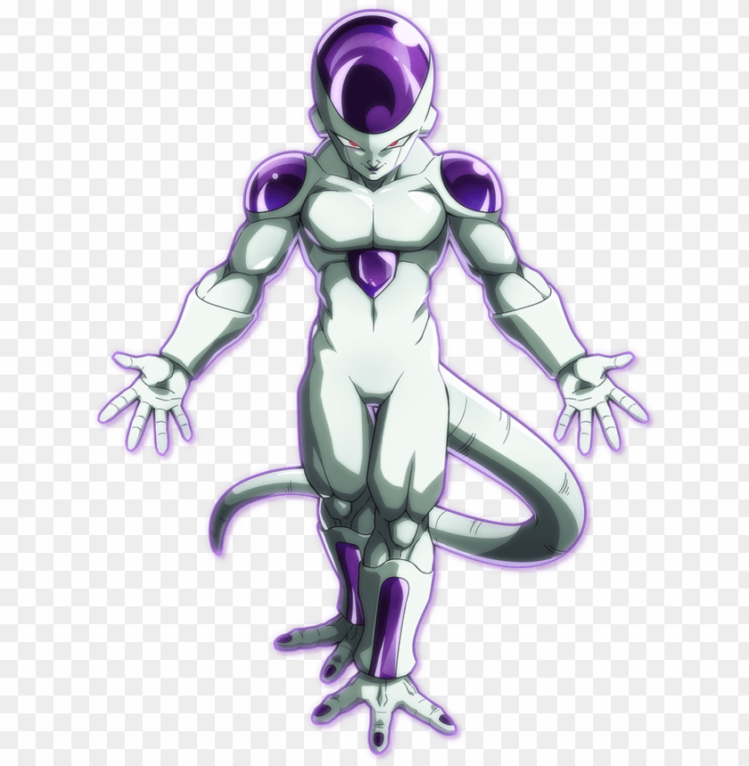 free PNG one day i'll actually be good at art dragon ball fighterz - freezer dragon ball fighterz PNG image with transparent background PNG images transparent