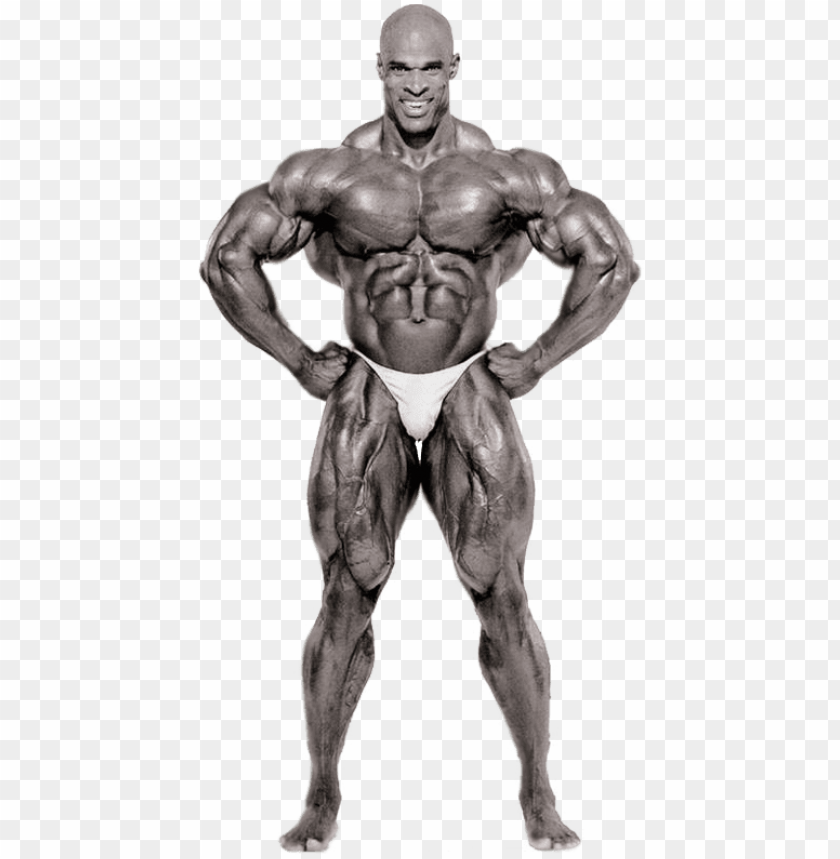 One Of The Greatest Bodybuilders In History Ronnie Ronnie Coleman Full Body Png Image With Transparent Background Toppng