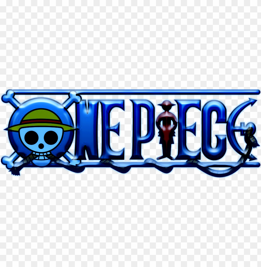 one piece logo by zerocustom1989 - one piece logo PNG image with transparent background@toppng.com