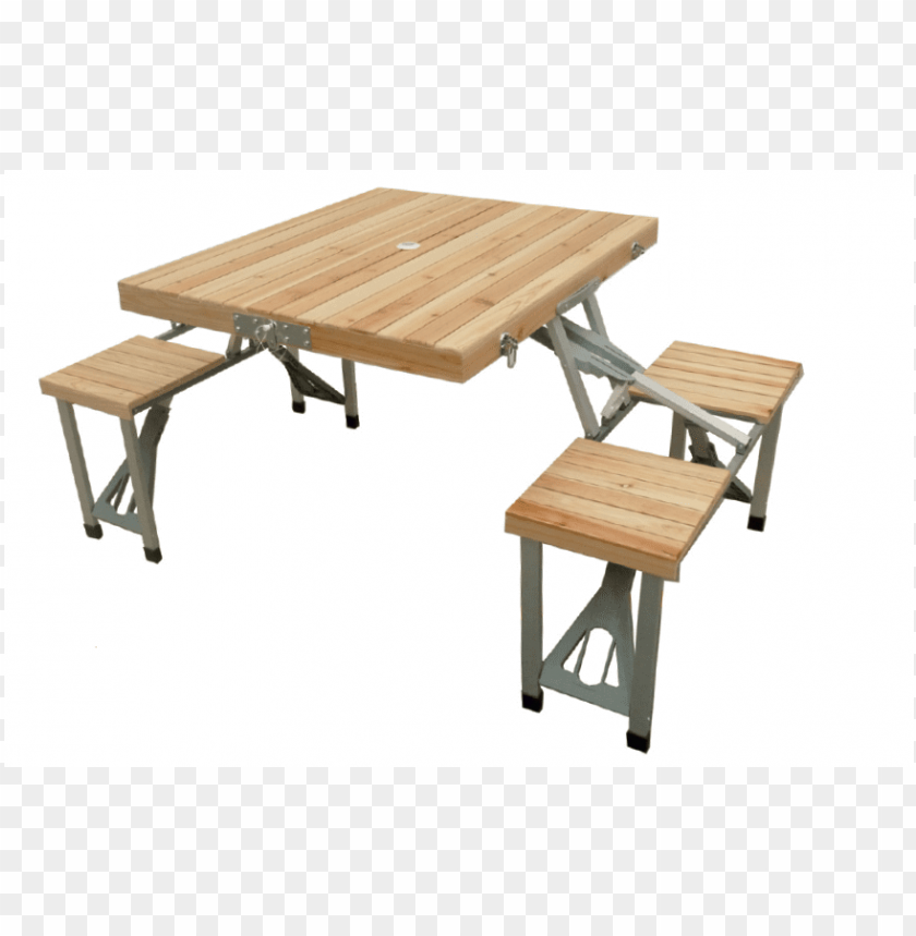 free PNG oniva aluminum portable picnic table and seats PNG image with transparent background PNG images transparent