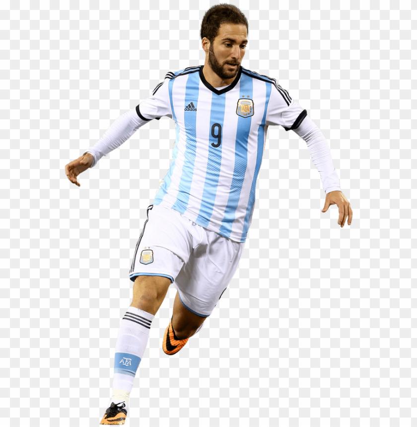 free PNG onzalo higuain render - gonzalo higuain argentina PNG image with transparent background PNG images transparent