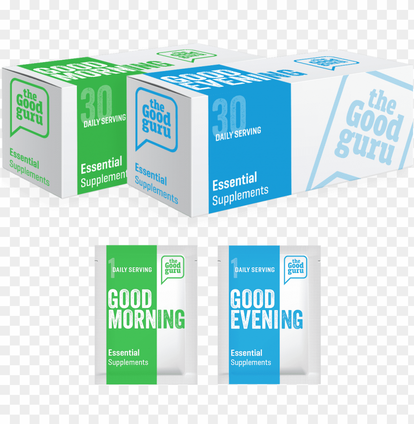 free PNG ood morning & evening kits - box PNG image with transparent background PNG images transparent
