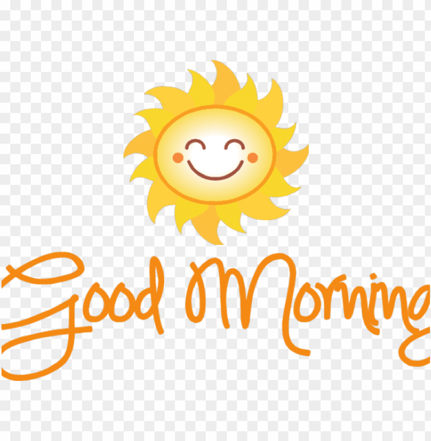 free PNG ood morning sun clipart - sun shine logo PNG image with transparent background PNG images transparent