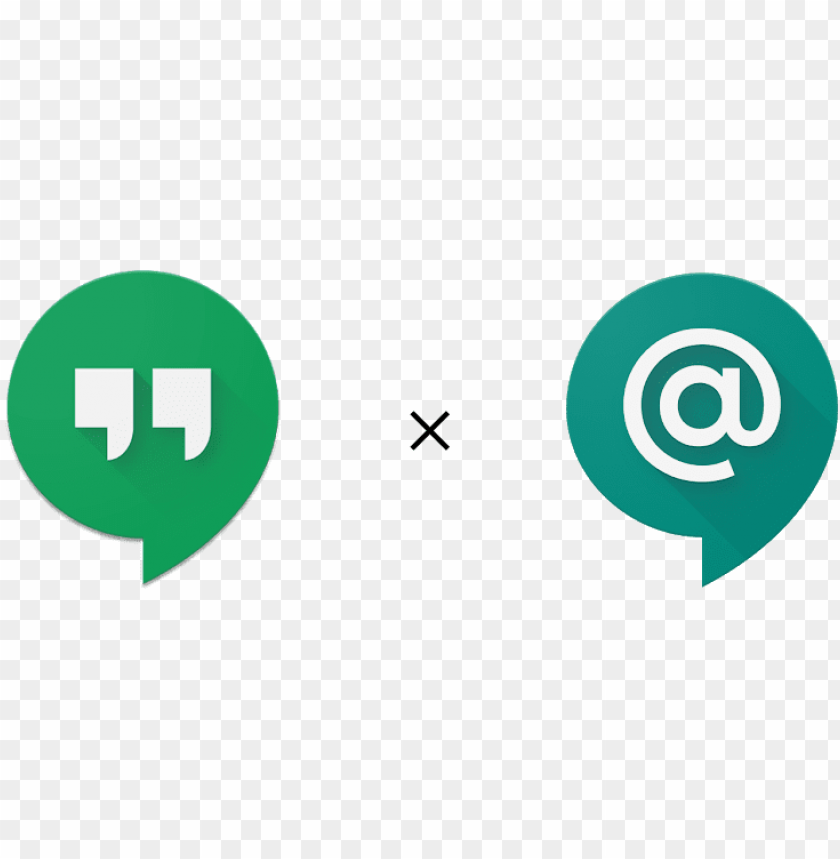free PNG oogle hangouts chat first review - hangouts chat logo PNG image with transparent background PNG images transparent