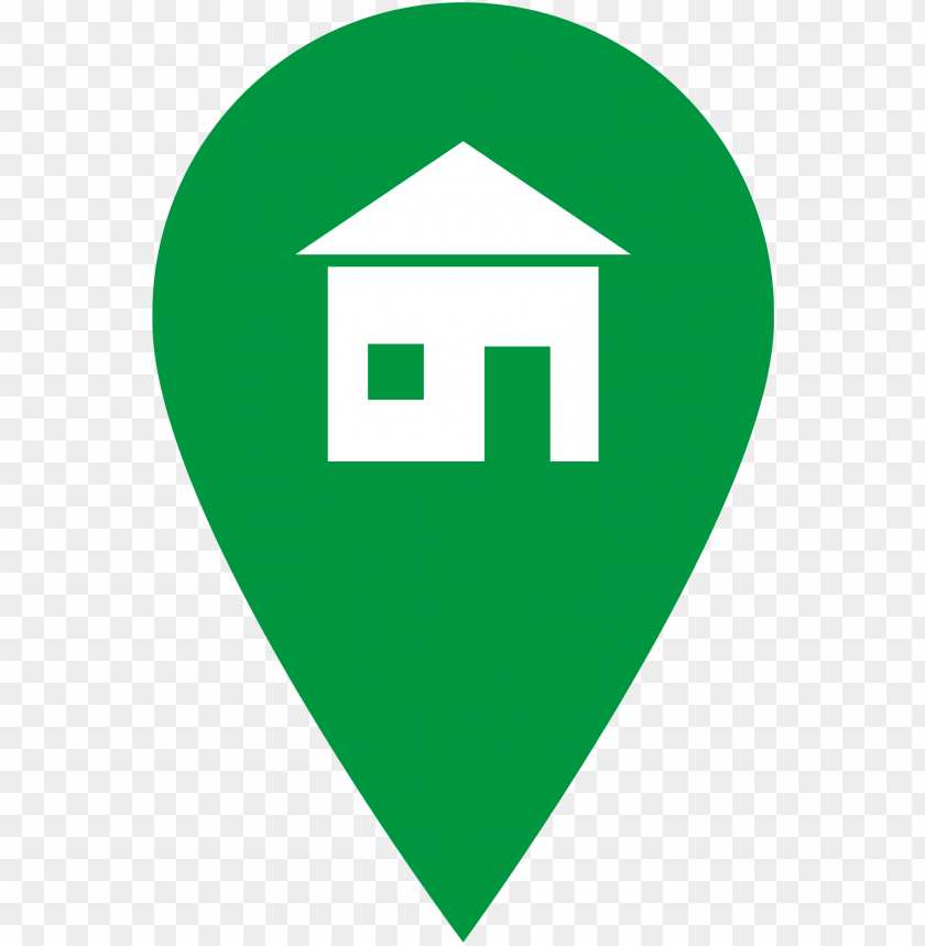free PNG oogle location icon color icons green home - location icon png gree PNG image with transparent background PNG images transparent
