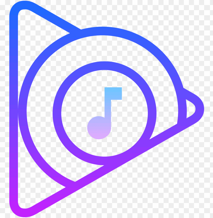 free PNG oogle play music icon - play music PNG image with transparent background PNG images transparent