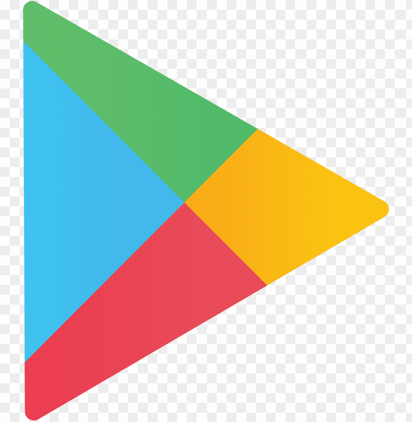 free PNG oogle play store logo png transparent - google play store logo PNG image with transparent background PNG images transparent