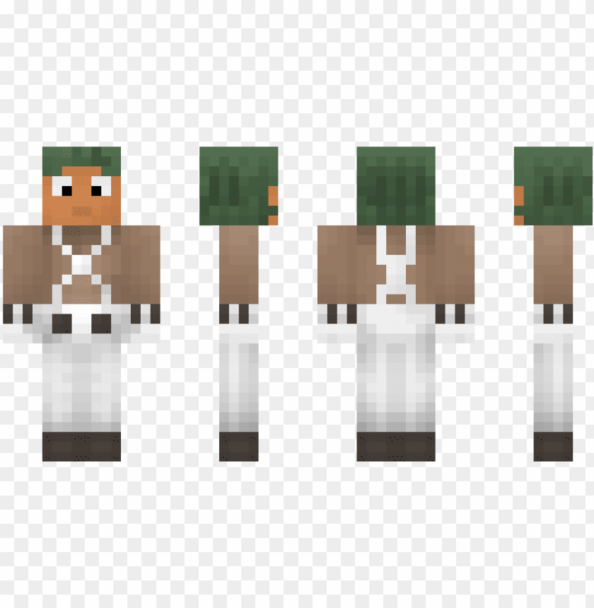free PNG oompa loompa - xenoblade minecraft ski PNG image with transparent background PNG images transparent