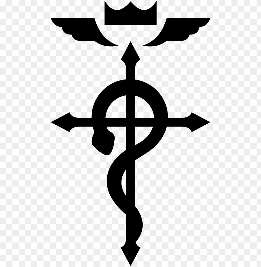 free PNG open - fullmetal alchemist logo PNG image with transparent background PNG images transparent