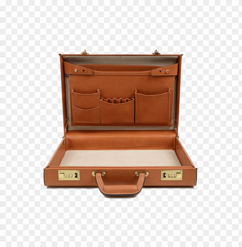 free PNG Download open leather briefcase png png images background PNG images transparent