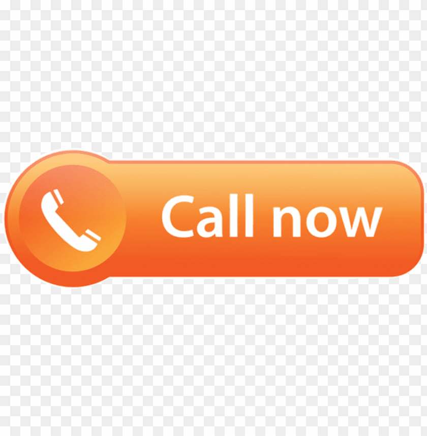 free PNG orange call now png - call now butto PNG image with transparent background PNG images transparent