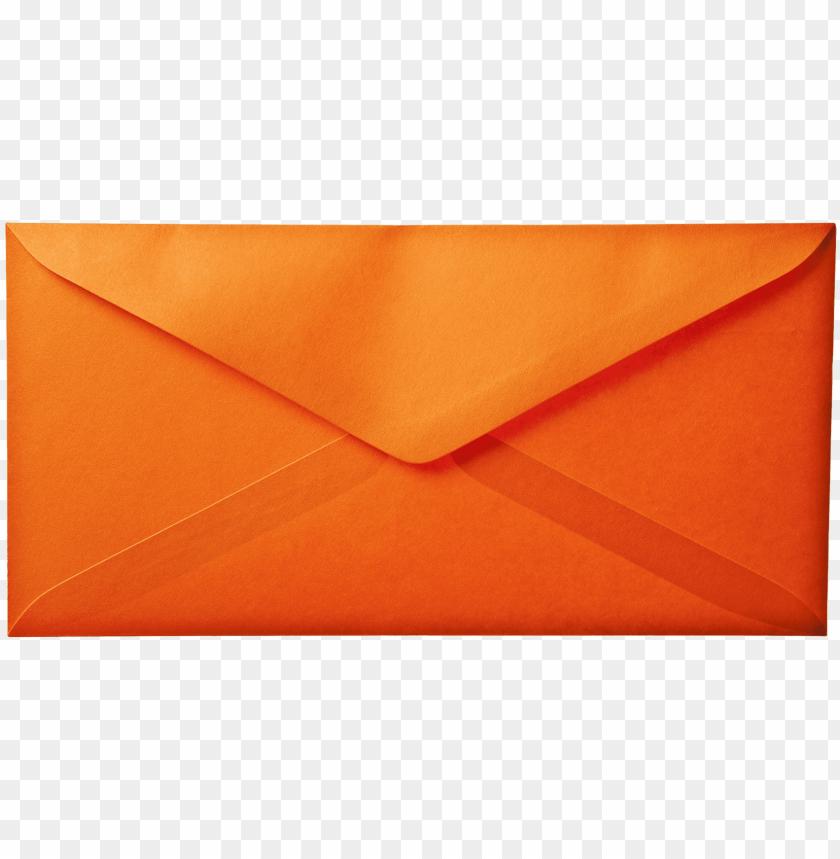 free PNG orange envelope paper background layer hd - envelope PNG image with transparent background PNG images transparent