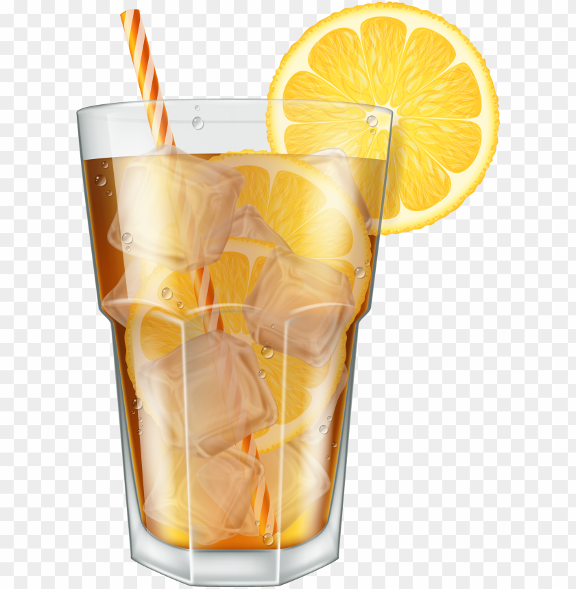 free PNG orange juice cocktail iced - ice juice PNG image with transparent background PNG images transparent