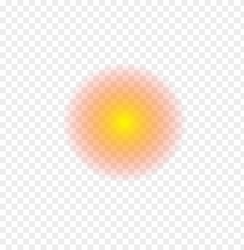 Orange Lens Flare Png Png Image With Transparent Background Toppng