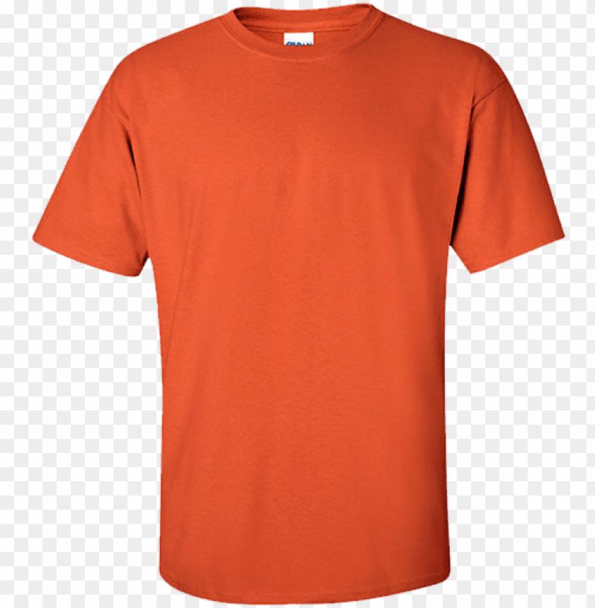 free PNG orange shirt png - orange t shirt PNG image with transparent background PNG images transparent