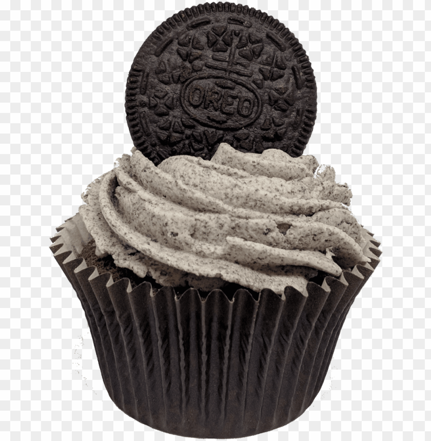 free PNG oreo cupcakes - oreo PNG image with transparent background PNG images transparent