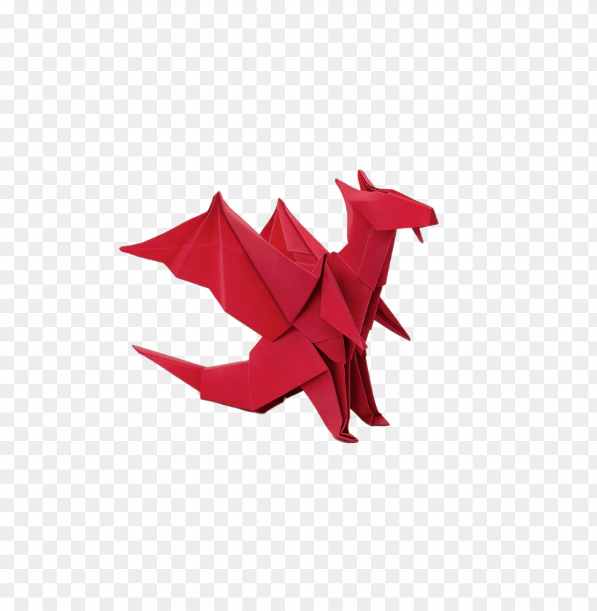 free PNG origami dragon PNG image with transparent background PNG images transparent
