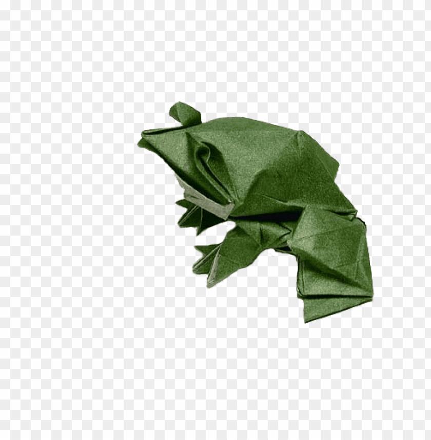 free PNG Download origami frog png images background PNG images transparent