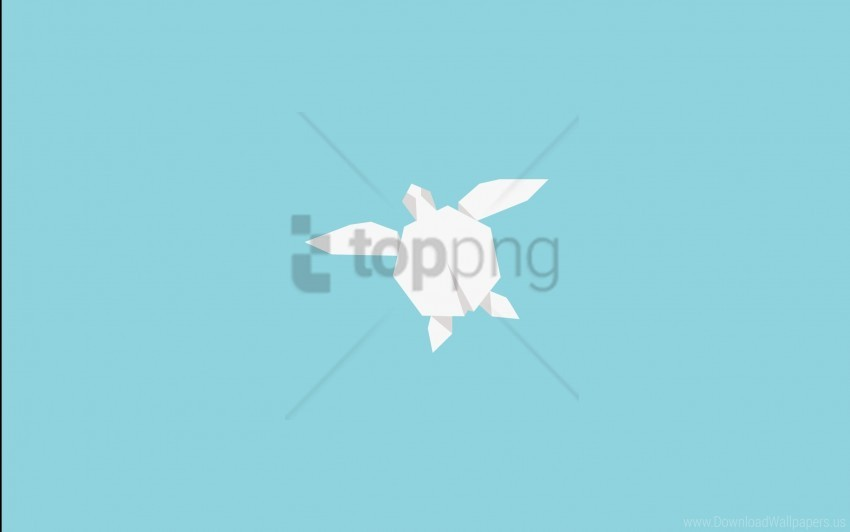 free PNG origami, paper, turtle wallpaper background best stock photos PNG images transparent