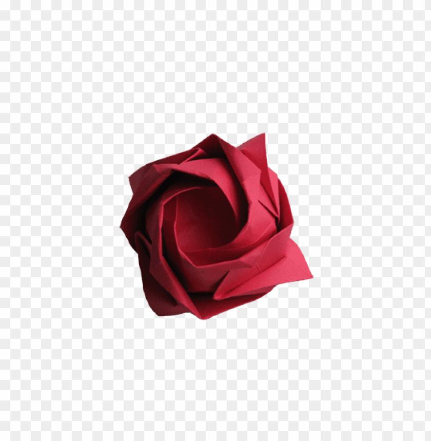 free PNG Download origami rose png images background PNG images transparent