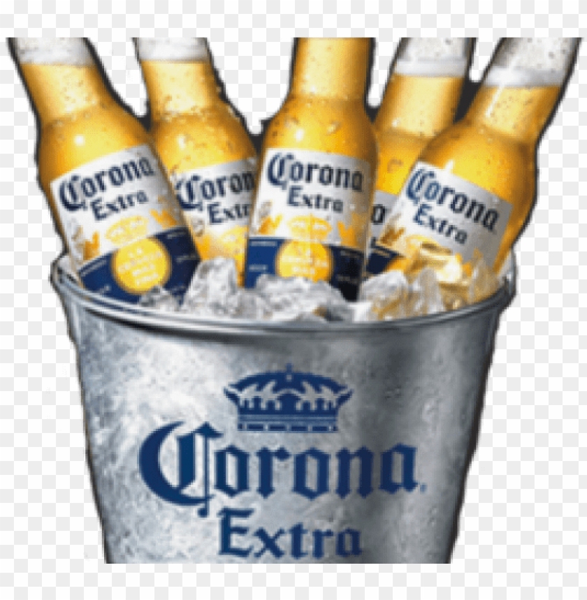 Original Transparent Background Corona Beer Bucket Png Image