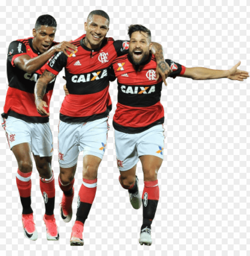 free PNG Download orlando berrio, paolo guerrero & diego ribas png images background PNG images transparent