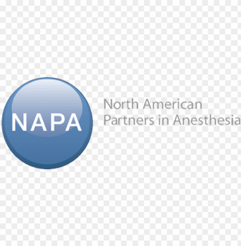 free PNG orth american partners in anesthesia - napa north america partners anesthesia logo PNG image with transparent background PNG images transparent
