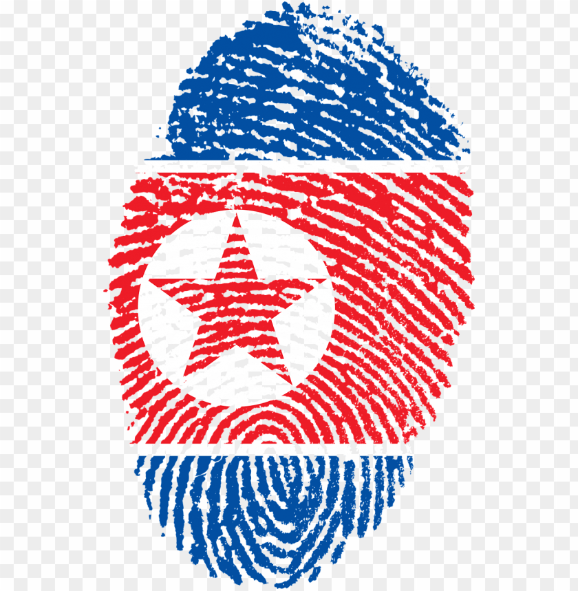 free PNG orth korea flag fingerprint png image - bangladesh map in fingerprint PNG image with transparent background PNG images transparent