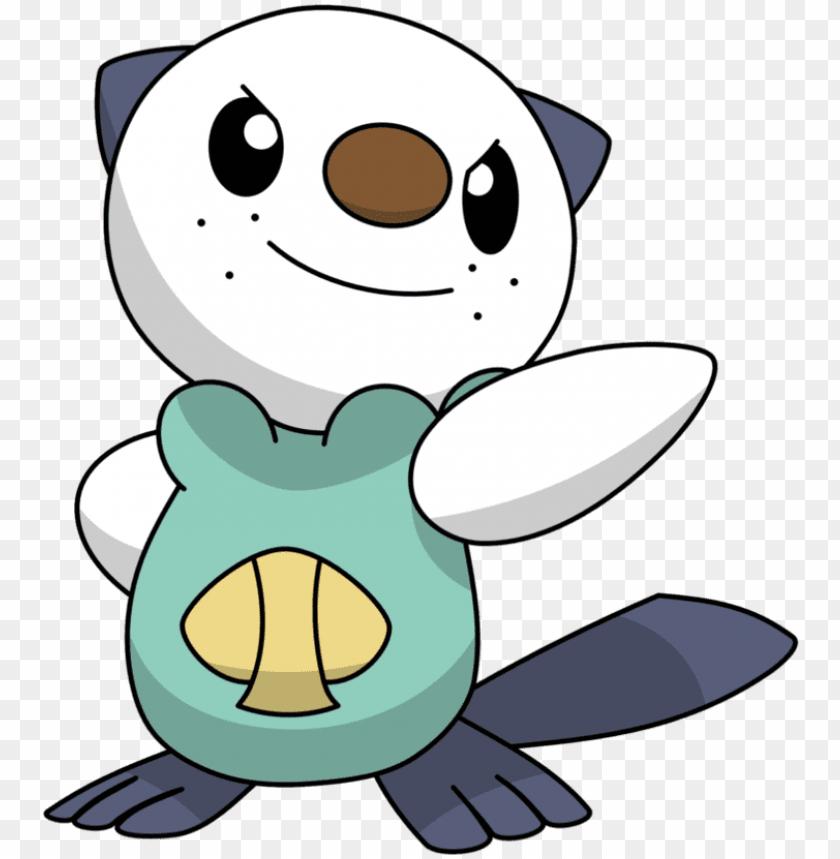 free PNG oshawott swag - pokemon oshawott transparent PNG image with transparent background PNG images transparent