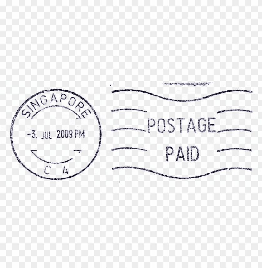 free PNG ostage stamp png pic - postage paid transparent background PNG image with transparent background PNG images transparent