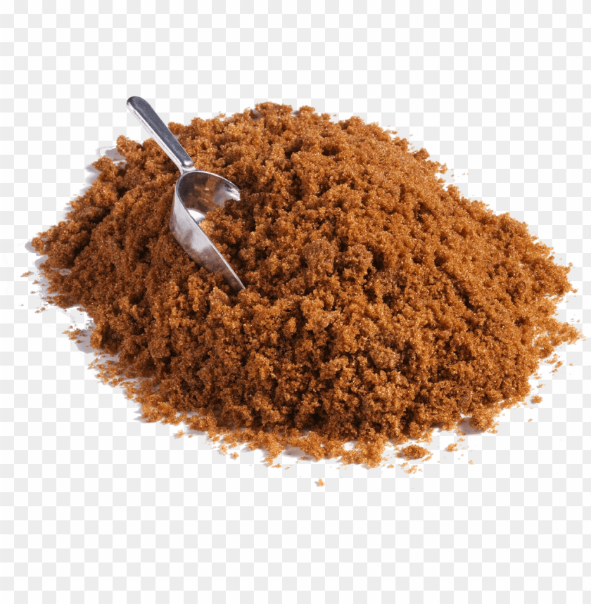 free PNG osted in brown sugar - soft brown sugar transparent PNG image with transparent background PNG images transparent