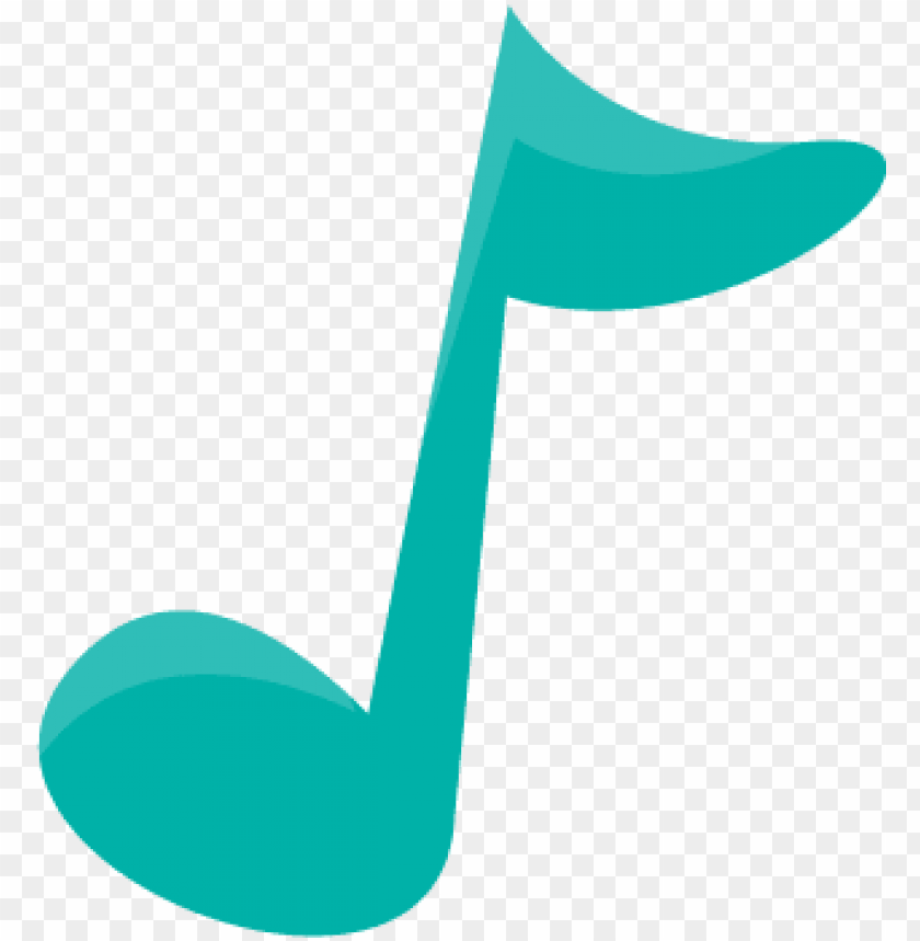 free PNG ota musical - nota musical png azul PNG image with transparent background PNG images transparent