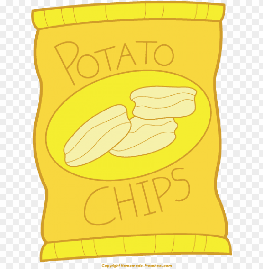 free PNG otato chips clipart snack - potato chips bag clip art PNG image with transparent background PNG images transparent