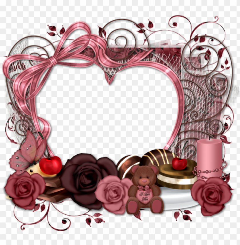 Othic Clipart Christmas Love Borders And Frames Png Image With Transparent Background Toppng