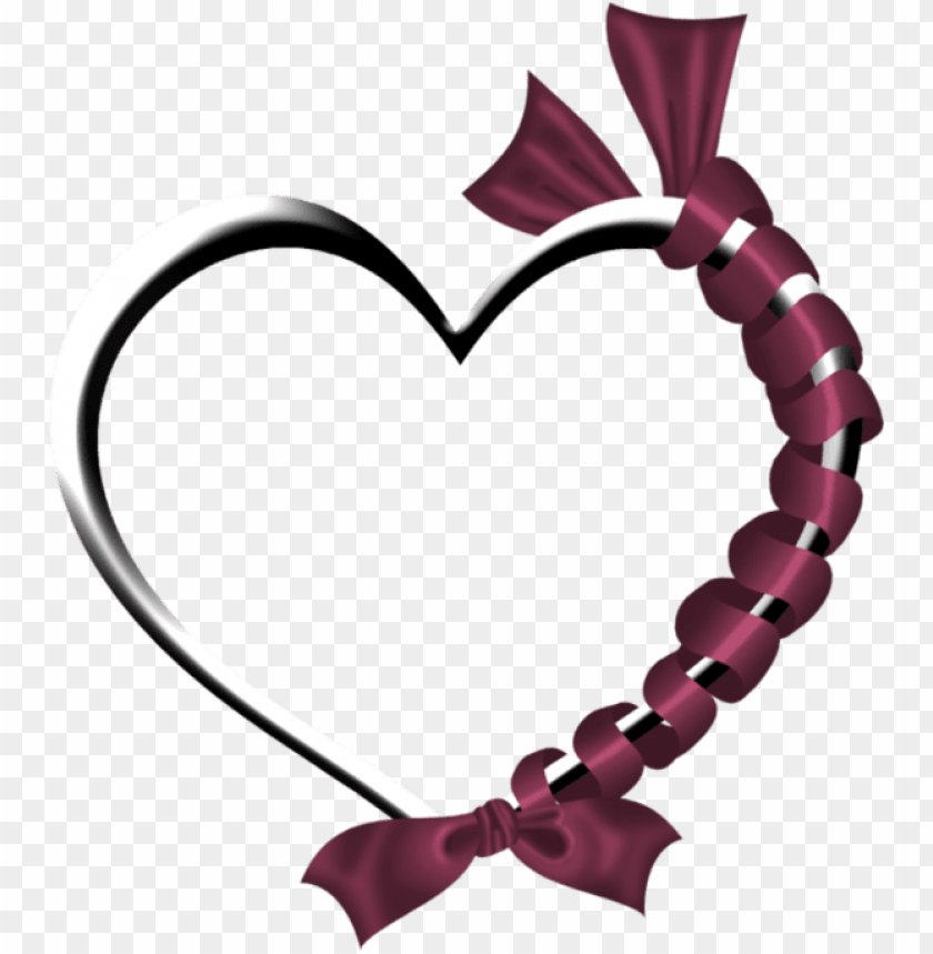 free PNG othic heart png download - love frame hd PNG image with transparent background PNG images transparent