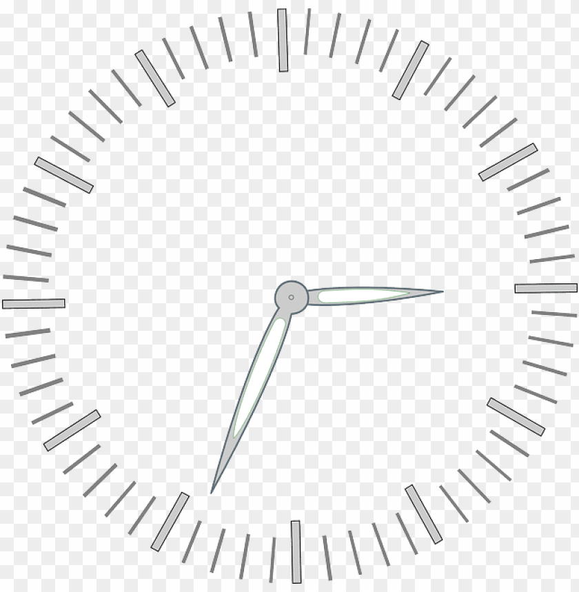free PNG outline, face, template, clock, minute, arms, blank - transparent clock no hands PNG image with transparent background PNG images transparent