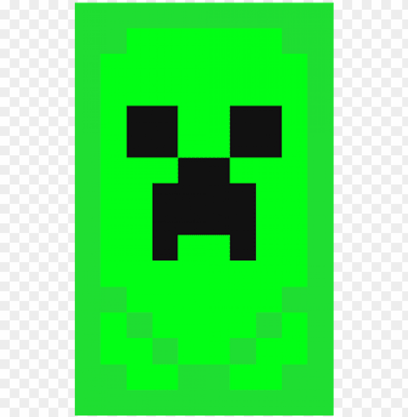 ova skin - minecraft creeper PNG image with transparent background@toppng.com