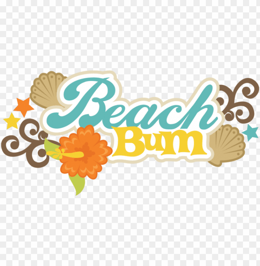 free PNG overty bum huge freebie download for - beach bum clipart PNG image with transparent background PNG images transparent