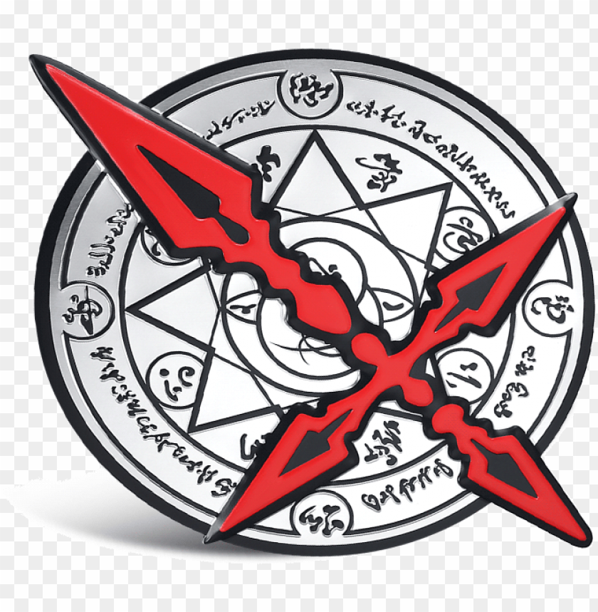 free PNG owerangel fate stay night waterproof metal car sticker - sticker PNG image with transparent background PNG images transparent