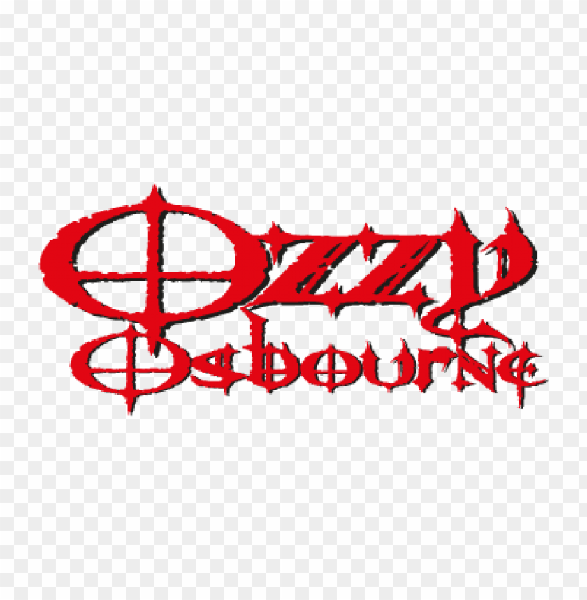 Ozzy Osbourne Music Vector Logo Free Download Toppng