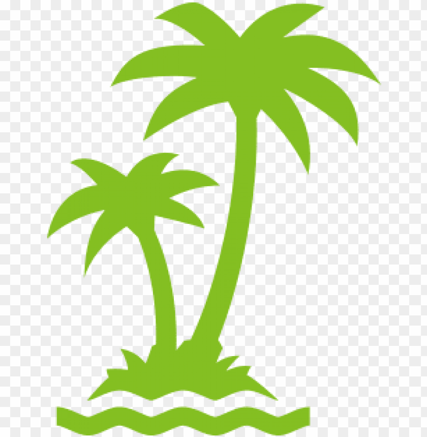free PNG palm tree icon - transparent palm tree icon png - Free PNG Images PNG images transparent