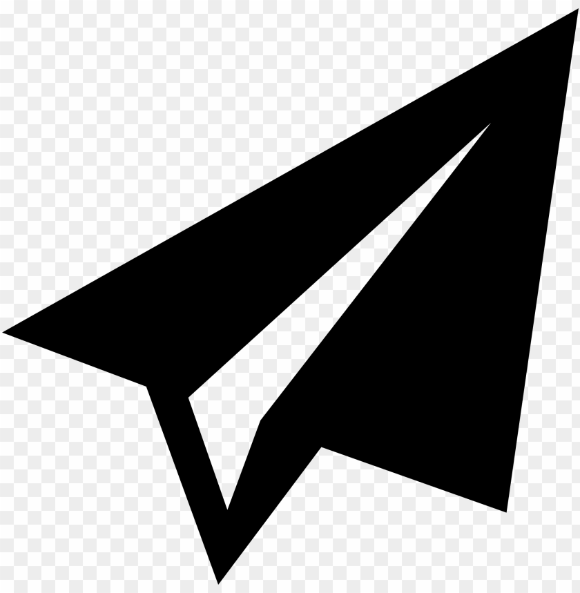 free PNG paper plane black PNG image with transparent background PNG images transparent