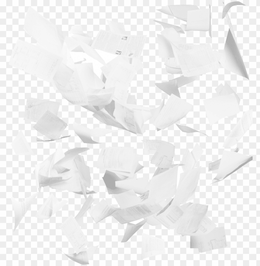 free PNG papers flying everywhere PNG image with transparent background PNG images transparent