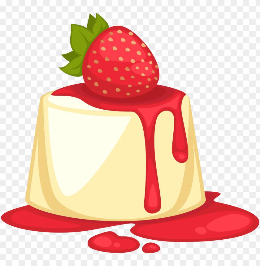 free PNG parfait dessert sweetness illustration - parfait dessert sweetness illustration PNG image with transparent background PNG images transparent