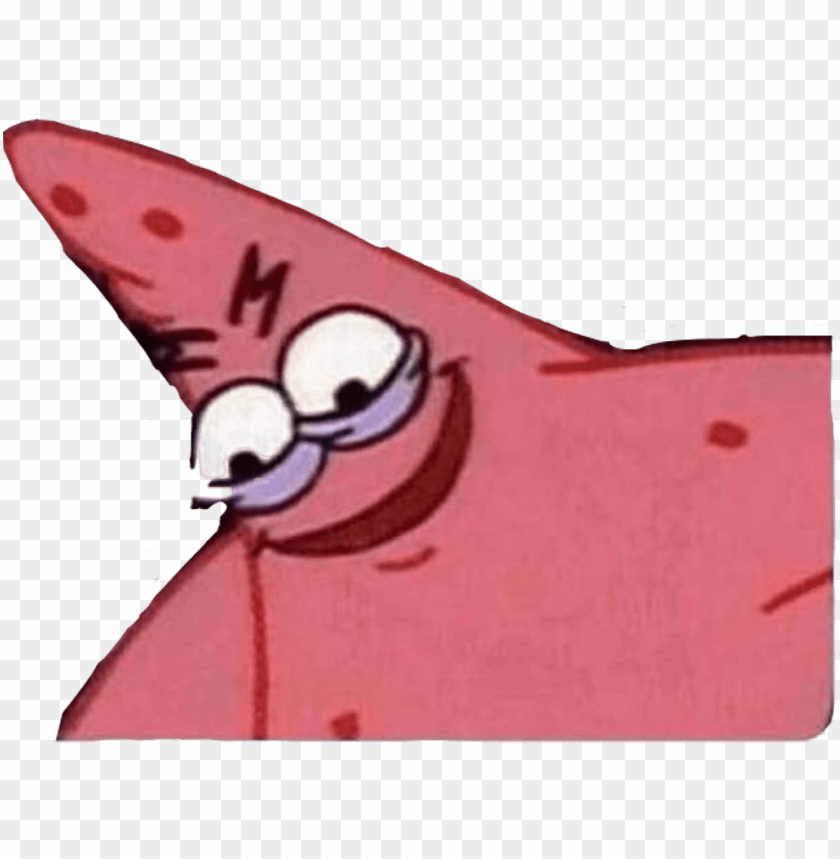 Patrick Spongebob Freetoedit Patrick Png Meme Png Image With