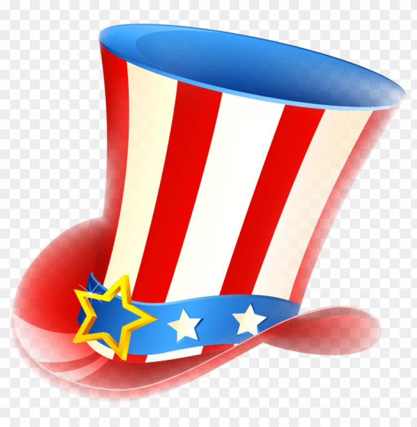 free PNG Download patriotic uncle sam hat png images background PNG images transparent