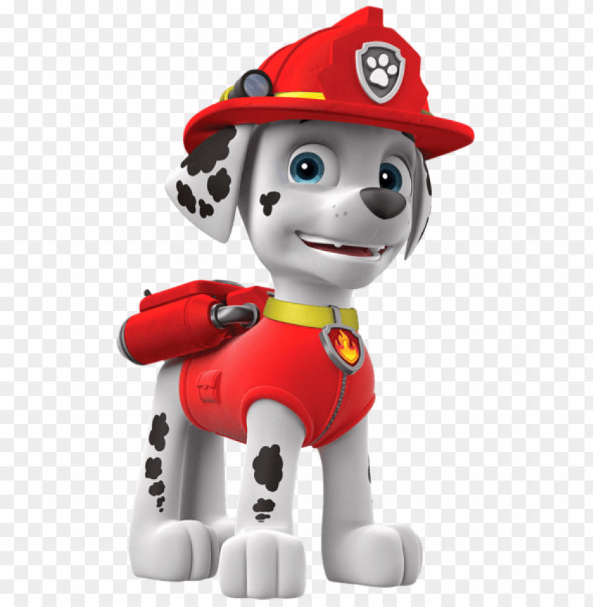 free PNG Download paw patrol marshall png cartoon clipart png photo   PNG images transparent