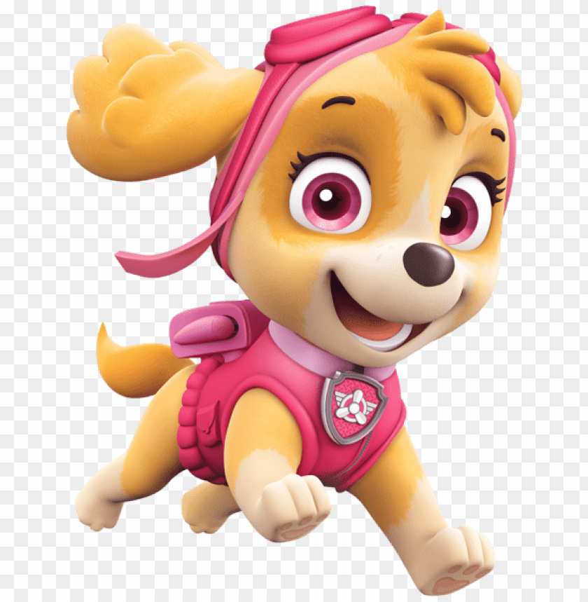 free PNG Download paw patrol skye png cartoon clipart png photo   PNG images transparent