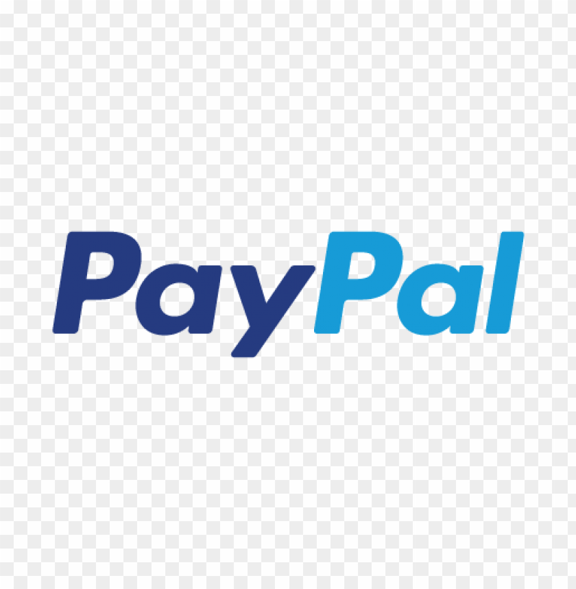 free PNG paypal logotype vector PNG images transparent