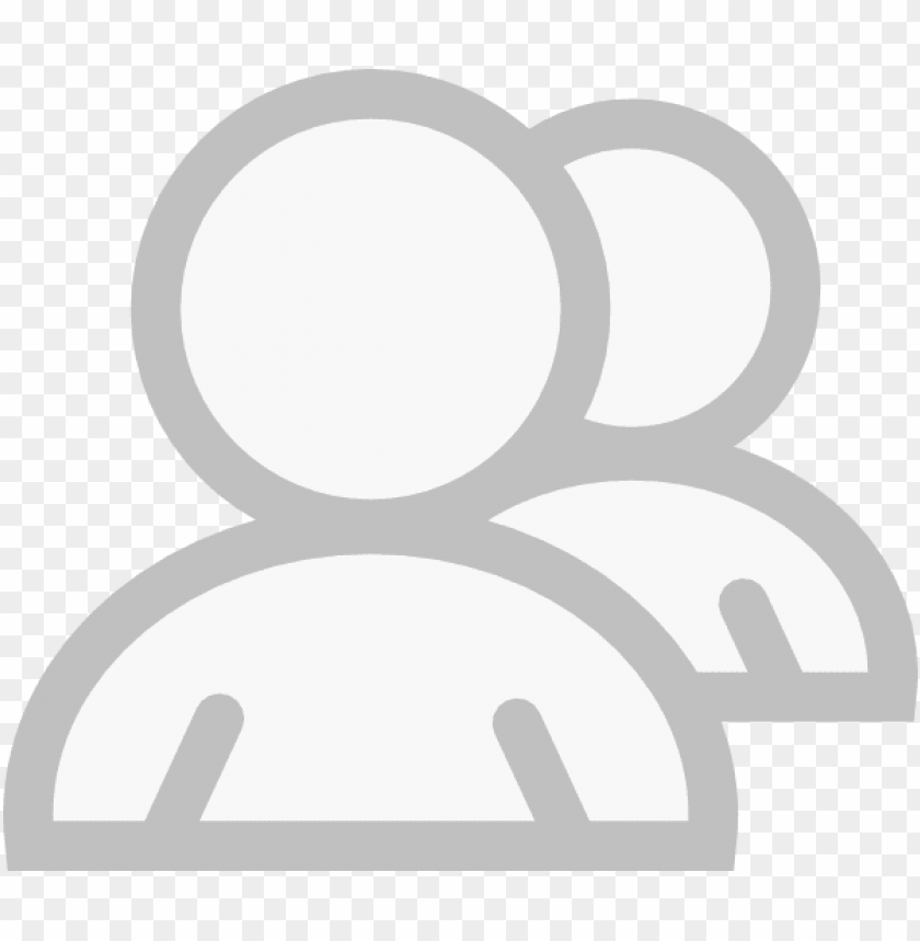 free PNG people iconat clker com vectoronline - white  icon person png - Free PNG Images PNG images transparent